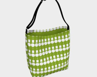 Hobo Bag Green, Messenger Bag Casual, Slouchy Large Bag, Trendy Day Bag, Large Shopper, Diaper Bag, Travel Bag Green, Holiday Bag Green