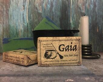 Gaia Soap