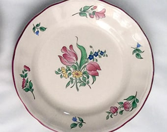 Luneville OLD STRASBOURG Bread & Butter Plate 10761685 / 6 inches
