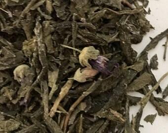 Kombucha Plum Green Tea