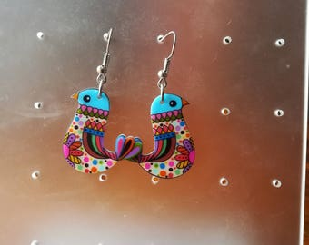 Set of 4 pairs of earrings