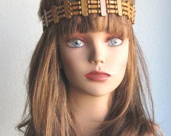STORE CLOSING SALE Wood Headband Woman Headband Accessories Men Headband