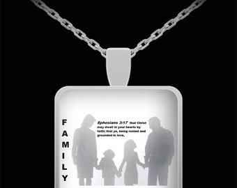 Necklace for family