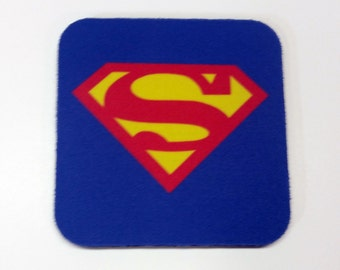 DC Super Hero Drink Coasters