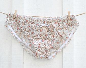 """Panties / bloomers woman """"Snowflake"""""""
