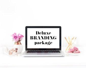 Deluxe Branding Package // Deluxe Branding Csomag