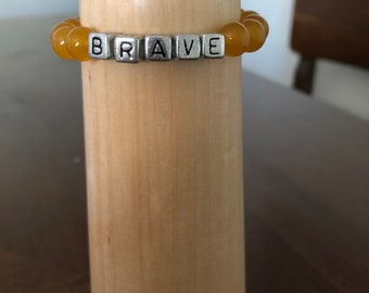 Endometriosis Awareness Bracelets