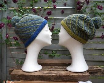 tourné knitting hat pattern kit by vithard | prince of knitting