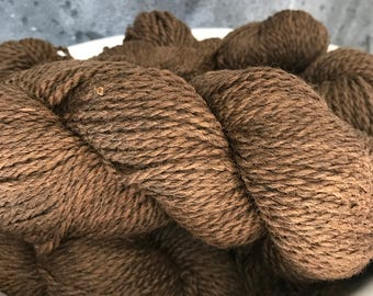 Alpaca sport weight yarn