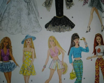 Barbie Sewing Patterns Buyers Choice