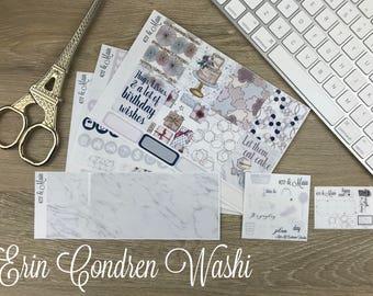 GLOSSY | Birthday Wishes MINI Planner Sticker Kit