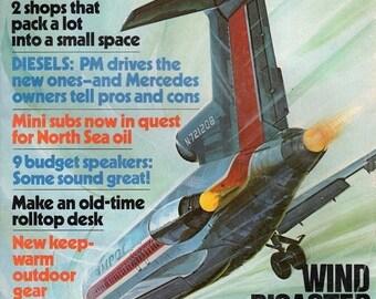 BTS Popular Mechanics Magazine January 1976