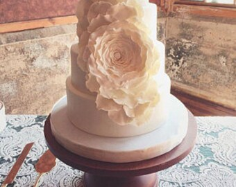 CUSTOM CAKE STAND 8101214161820 & 16 inch cake stand | Etsy