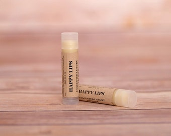 Natural Lip Balm Unscented