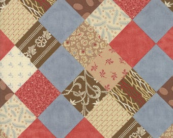 Collection Compassion Multi Print designed by Howard Marcus for Moda Fabrics, 100% Premium Cotton by the Yard