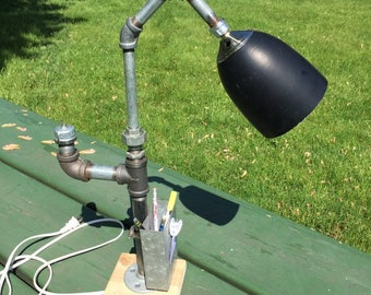 Awesome Pipe Lamp Desk Lamp Table Lamp