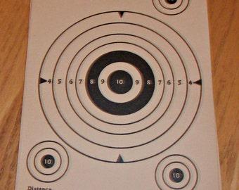 Vintage SEARS Roebuck J.C. Higgins Targets