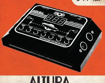 Altura Theremin MIDI Controller DIY Kit