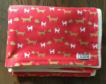 Baby Blanket - The Cat's Meow