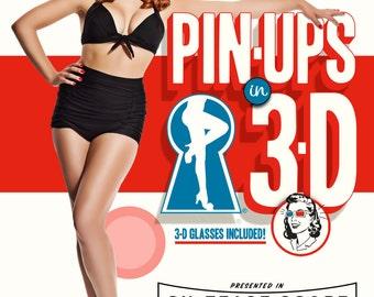 Celeste Giuliano's Pin-ups in 3-D book