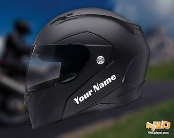Motorcycle Helmet Etsy - Pink motorcycle helmet decals