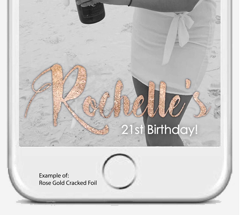 21st birthday snapchat geofilter gold snapchat on demand zoom stopboris Images
