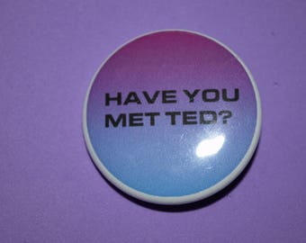 Have you met Ted? 2