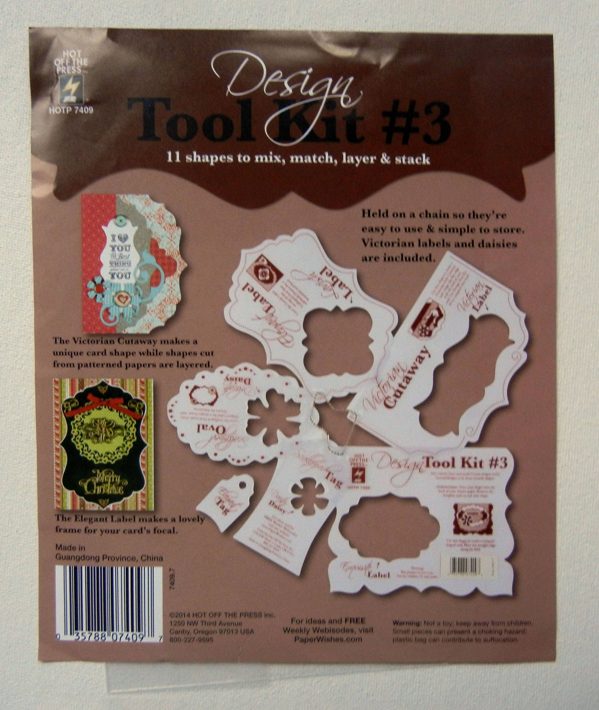 Card making templates new paper crafts design tool kit 3 hot 250 shipping jeuxipadfo Choice Image