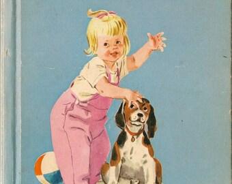 Look At Me - Ryllis E. Linday - Beatrice Dorwinski - 1959 - Vintage Kids Book