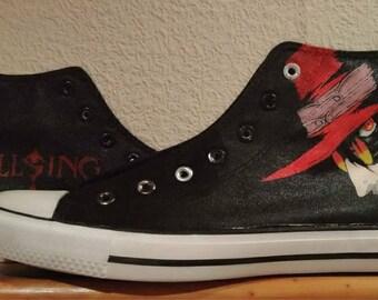 Alucard Hellsing slippers