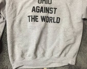 Ohio Against The World Crewneck
