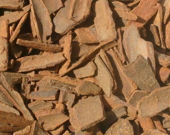 Cinnamon Chips 8 oz. Over 100 Bulk Herbs!