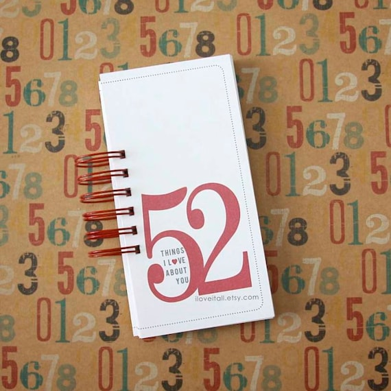 Valentine Gift Alphabet of Our Love  Love Letters What I