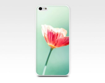 iphone 5s case iphone 6 floral iphone case flower nature iphone 4 case fine art photography case iphone 4s case 5 pink pastel mint case