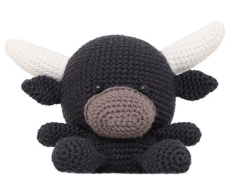 Bruno the Ox Amigurumi Pattern