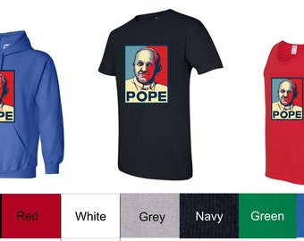 Pope Francis Poster - T Shirts, Hoodies, Tank Tops