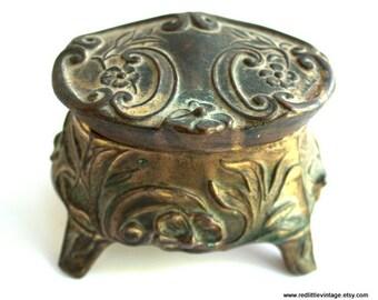 Casket Jewelry Box, Unique Ring Box, Keepsake Box, Jewellry Box, Jewelry Holder, Jewelry Storage, Jewelry Organizer, Maid of Honor Gift