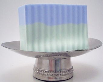Peppermint Eucalyptus Cocoa Butter Soap - Refreshing Morning Workout Soap