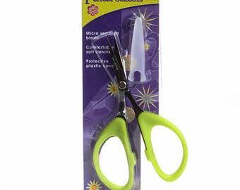 Scissors - Perfect Scissors Karen Kay Buckley 4 inch Small Green
