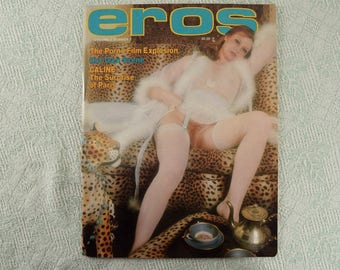 Eros Magazine from Spring 1976