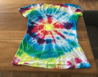 Ladies tiedye T-shirt