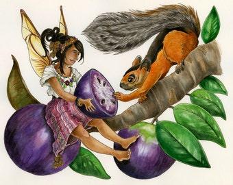 Guatemalan Faerie / Guatemalan Fairy