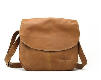 Rome Crossbody Real Leather Bag