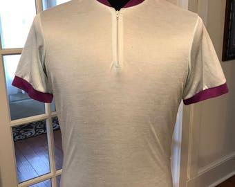 Vintage Cycling Short Sleeve Shirt
