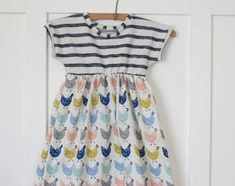 chickens dress