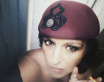 Red Hat beret