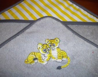 NEWBORN LION SET
