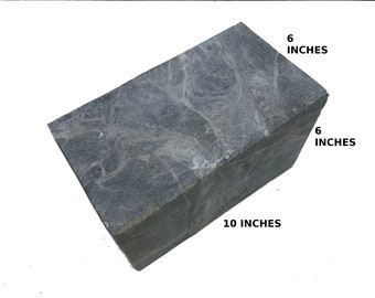 35lb Soapstone Block for Carving