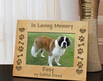 Dog Memory Frame