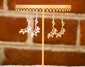 The Twiggy Earrings (branches)